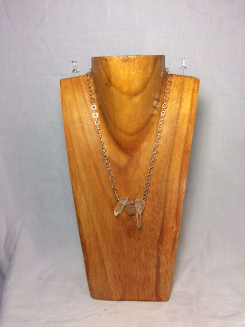 Quartz Rod Necklace