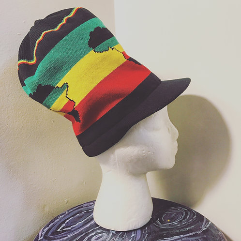Rasta Crown [map pattern]