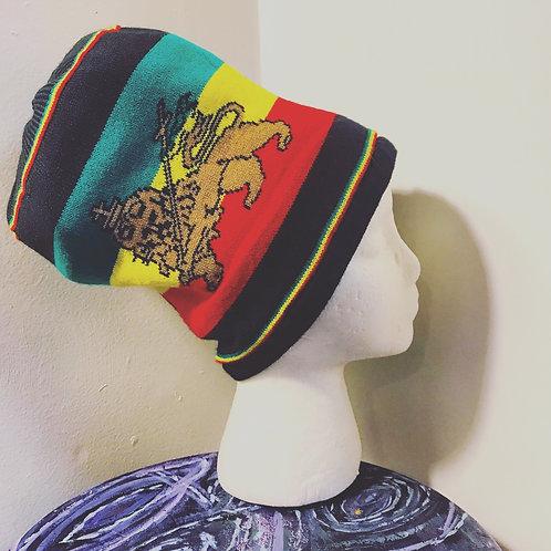 Rasta Crown [black, green, yellow, red, beige]
