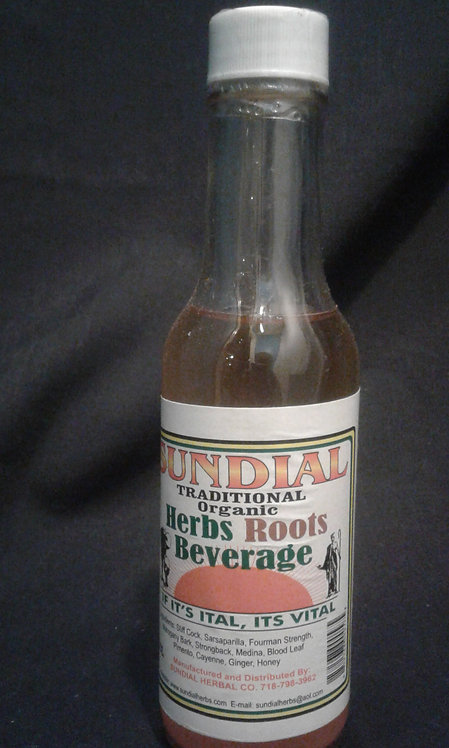 Traditional Organic Herb Roots Beverage