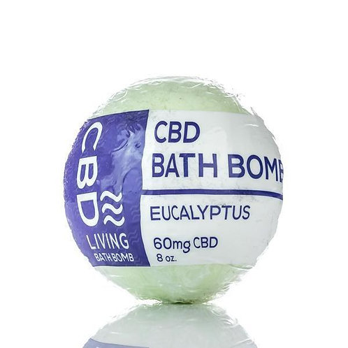 Nano CBD Coconut Lime Bath Bomb