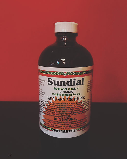 Sundial Wood and Root Tonic 16oz
