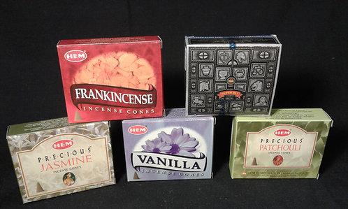 HEM Brand Incense Cones