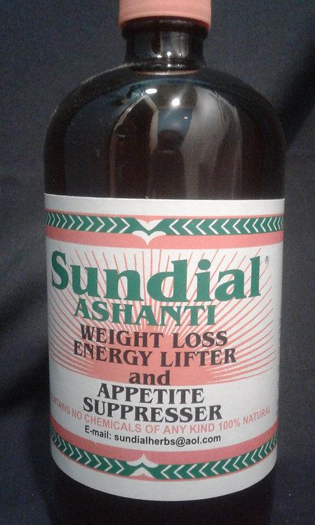Ashanti Weight Loss / Energey Lifter Tonic 32oz