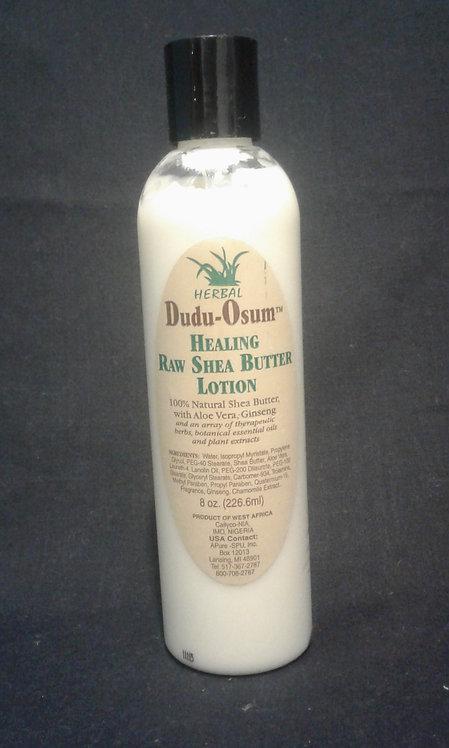 Raw Shea Butter Lotion (Dudu-Osum)