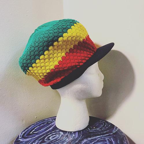 Rasta Crown [green, yellow, red, black]