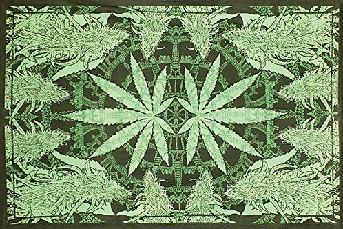 The Good Herb Tapestry
