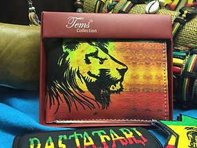 Lion of Judah Wallet