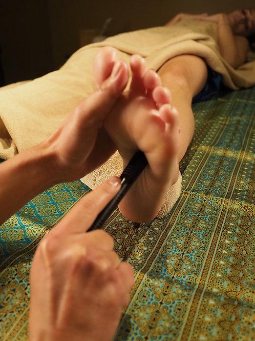 Masaje Reflexologia 60 minutos