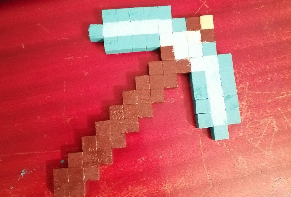 Pioche Minecraft