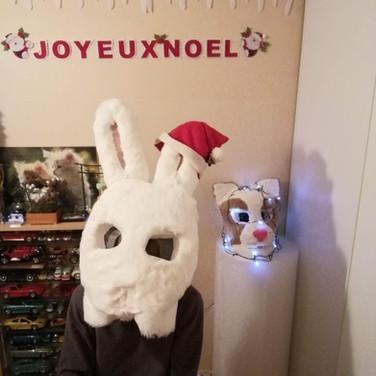 Pti Lapin vous souhaite un Joyeux Noël