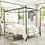 Thumbnail: Canopy Platform Bed
