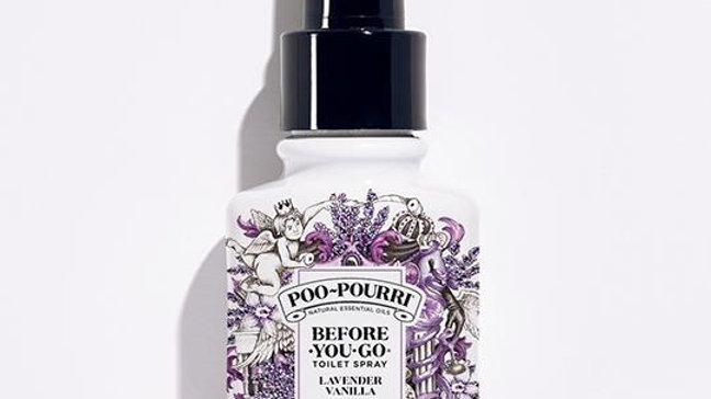 Lavender Vanilla Poo-Pourri Toilet Spray