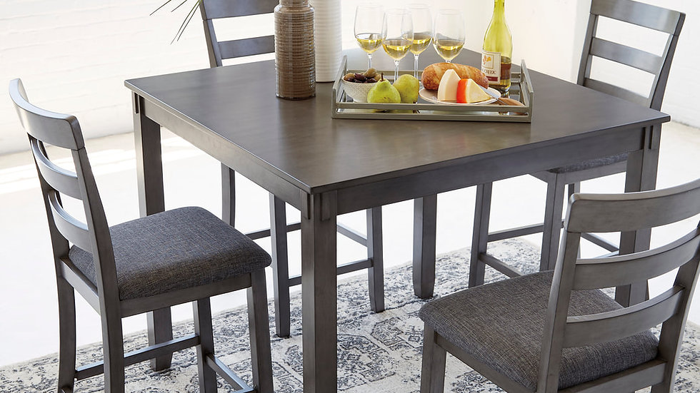 5 PC Dining Table