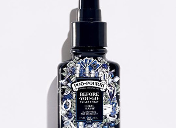 Royal Flush Poo-Pourri Toilet Spray