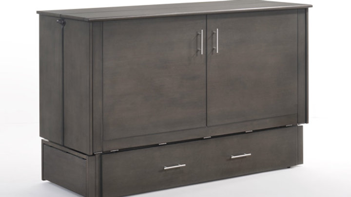 Sagebrush Cabinet Murphy Bed