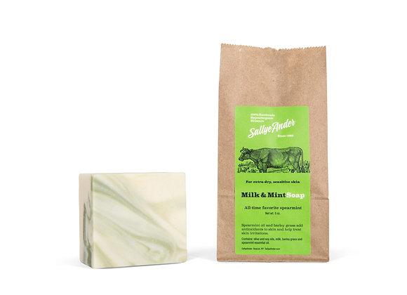Milk & Mint Soap