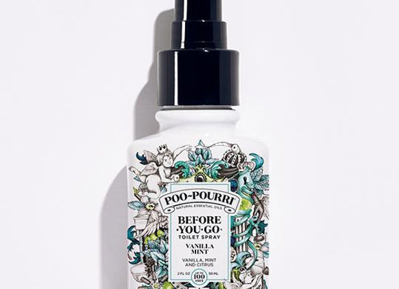 Vanilla Mint Poo-Pourri Toilet Spray