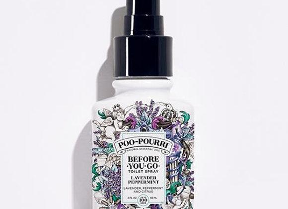 Lavender Peppermint Poo-Pourri Toilet Spray
