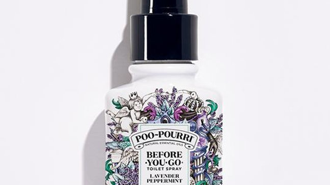 Lavender Peppermint Poo-Pourri Toilet Spray