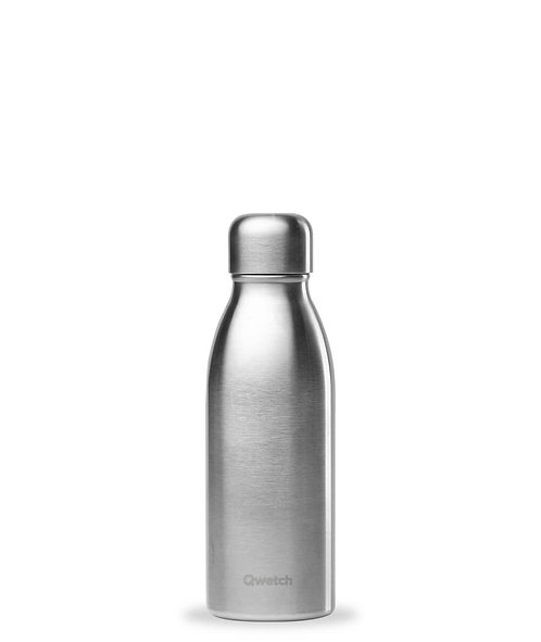Bouteille isotherme Originals Qwetch Inox 500 mL