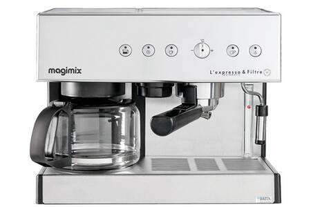 Combine Expresso/Filtre Automatique Magimix