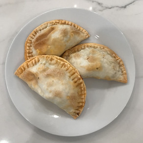 Argentina: Don't Cry for Me, Empanada