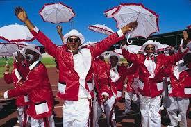 Cape Town Minstrel Parade