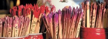 Hong Kong Fortune Telling: Kau Chim at Sik Sik Yuen Wong Tai Chin Temple