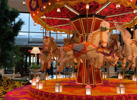 SPA TRAVEL; Picasso and Pampering at The Spa at the Wynn Encore Hotel & Casino, Boston Harbour