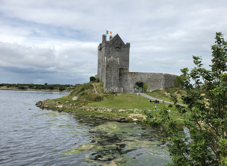 Galway Bay, Ireland: Intriguing Exploits await at Dunguaire Castle
