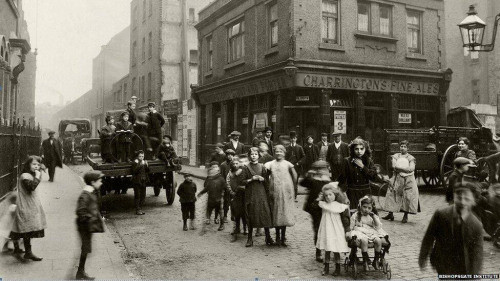 photo of Brick Lane circa: 1900