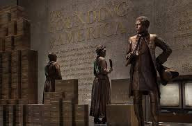 The Smithsonian Museum of African American History and Culture.