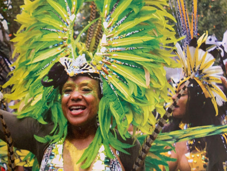 London: Celebrating Steel Drums and Sound Systems at the Notting Hill Carnival.