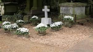 George Michael's grave