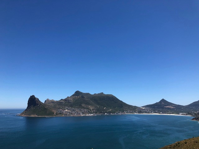 Hout Bay on a perfect day