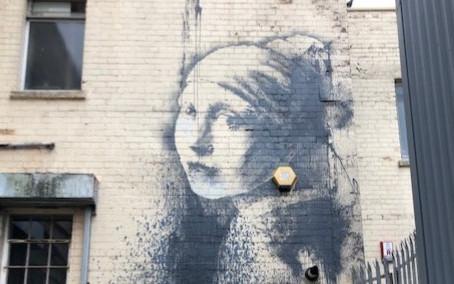 UK: Banksy VS Bristol: Oops! That Title is Taken. Day Tripping in Bristol.