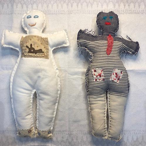 Handmade Cotton Dolls