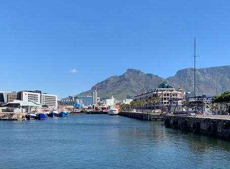 Cape Town 2020; A Short Montage of a Rather Long Vacation