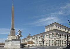 Quirinale Palace, Rome