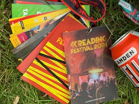 UK: The Reading Festival & Bucket List Dreams Fulfilled