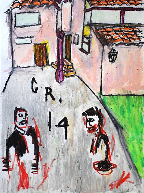 Cr 14