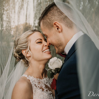 Makeup:  Courtney McCormick Photography:  Dare Visuals Venue:  Swan Harbor Farms