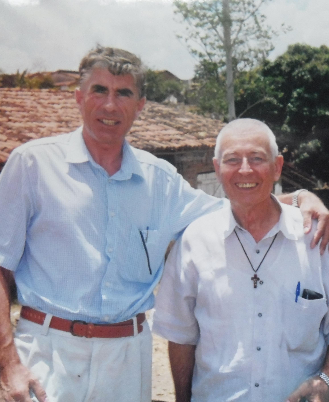 Padre Luis e Padre Enzo