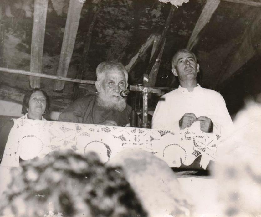 Padre Luis e Frei Damião