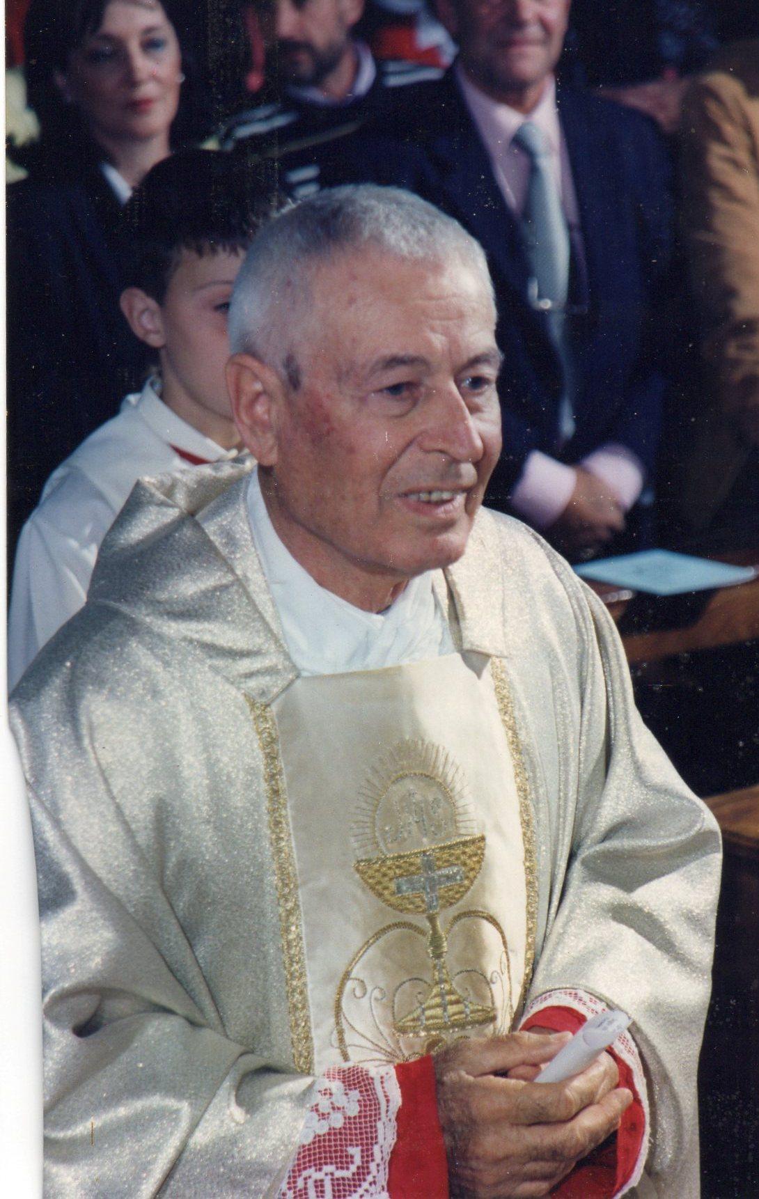 Padre Luis - Itália