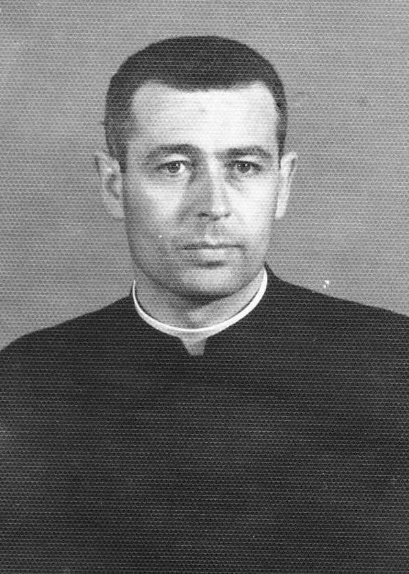 Padre Luis - Seminarista