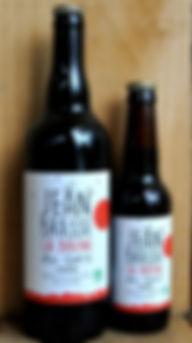 biere brune-jean brasse brasserie artisanale biologique du gers