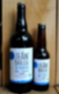 white ale jean brasse beer organic craft brewery
