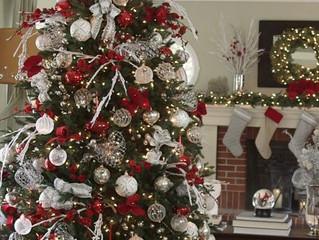 Tendencias en decoración de árbol de Navidad